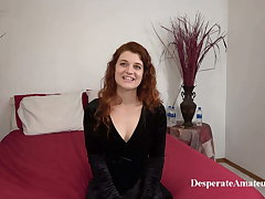 Hurl redhead, squirting Vanessa, Scandalous Amateurs