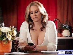 Hot Mature Lady (julia ann) With Big Round Tits Love Sex movie-18
