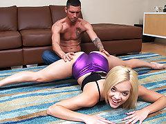 flexi sex gymnastics upon katie kush