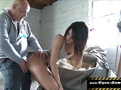 A catch Boss Daughter fucked