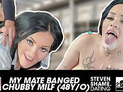 AshleyCumstar rims his ass in a MILF way! ! StevenShameDating