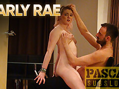 PASCALSSUBSLUTS - Cute Sub Carly Rae Fucked At the end of one's tether Pascal White