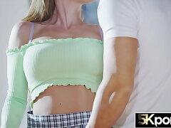 5KPORN, Ukrainian Babe Josephine Shows Off Her Big Naturals
