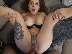 Real Dilara squirts and gives ass while smoking shisha!
