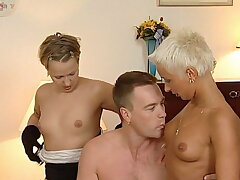 German swinger group - 90s retro with young Mandy Conundrum