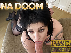 PASCALSSUBSLUTS - UK Luna Doom Pussy Drilled Off out of one's mind Pascal White