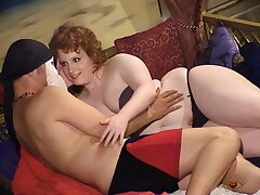 Two Noonday of Hot Swingers Action!!