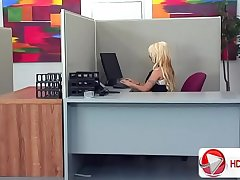 Holly Halston fucks emendate than she factory HD Porn